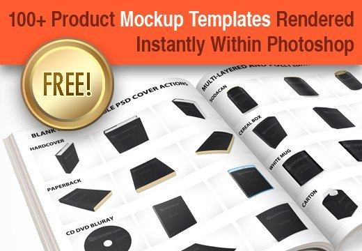 Mockup Templates | 100 Royalty Free Psd Product Branding Mock Up Templates Inkydeals