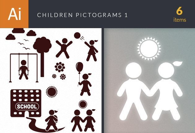 design-tnt-vector-children-pictograms-set-1-small
