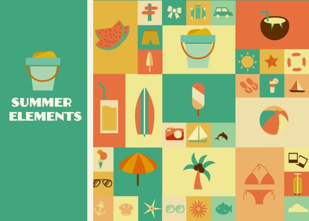 designtnt-vector-beach-elements-small