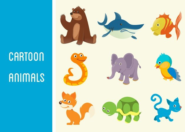 designtnt-vector-cartoon-animals-small