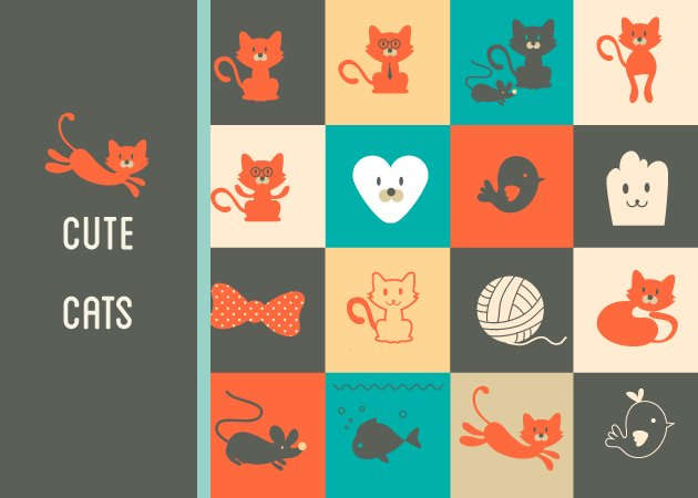 designtnt-vector-cats-small