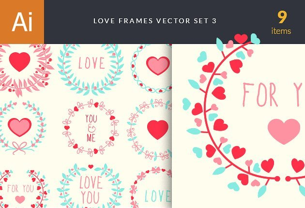 designtnt-vector-love-frames-3-small