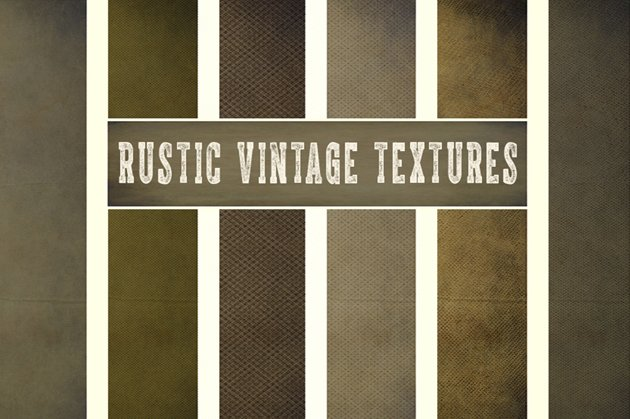 Rustic Vintage Background Textures Main Preview