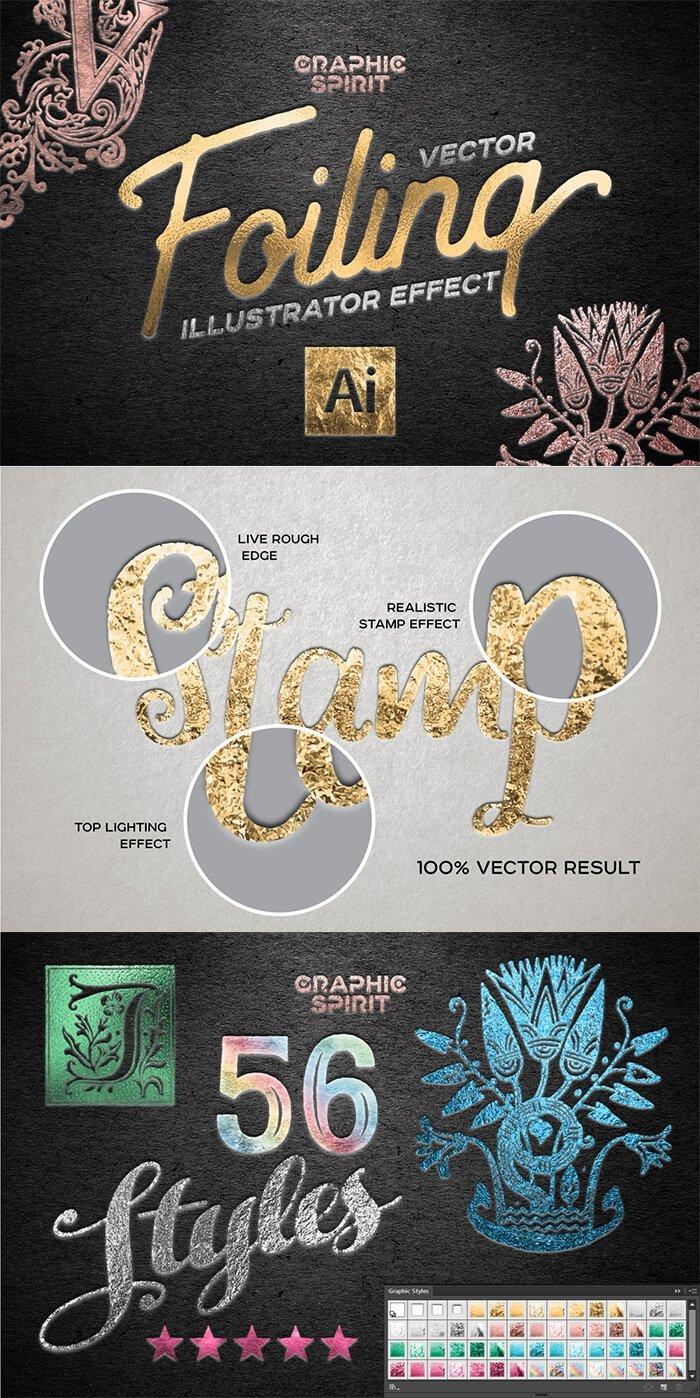 Graphic Spirit Bundle with Photoshop & Illustrator Resources - Only $29