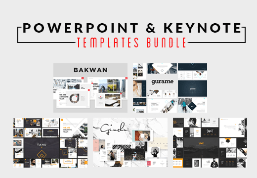 Powerpoint keynote templates bundle only 29 inkydeals powerpoint keynote templates bundle only 29 toneelgroepblik
