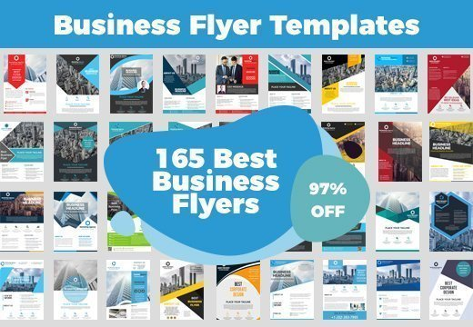 165 business flyer templates only 19 inkydeals 165 business flyer templates only 19 cheaphphosting Image collections