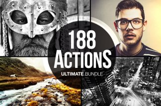 photoshop actions bundle