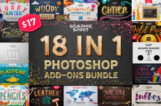 photoshop add ons
