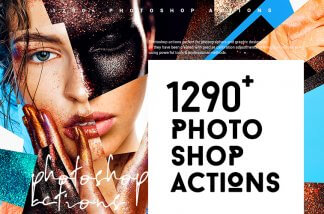Best Photoshop Action Banner